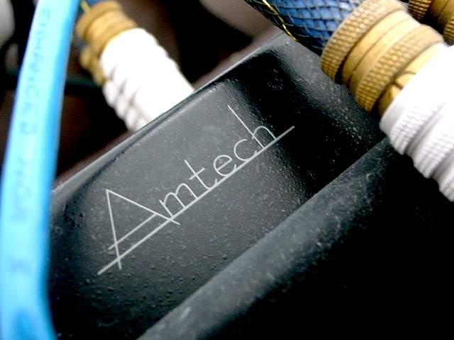 燒燙燙的…DA&T Amtech B-80